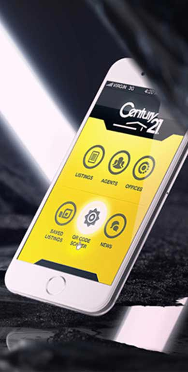 Cerntury 21 - Mobile Design