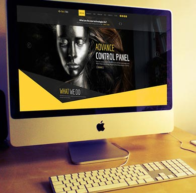 Noric Folio - Web Design