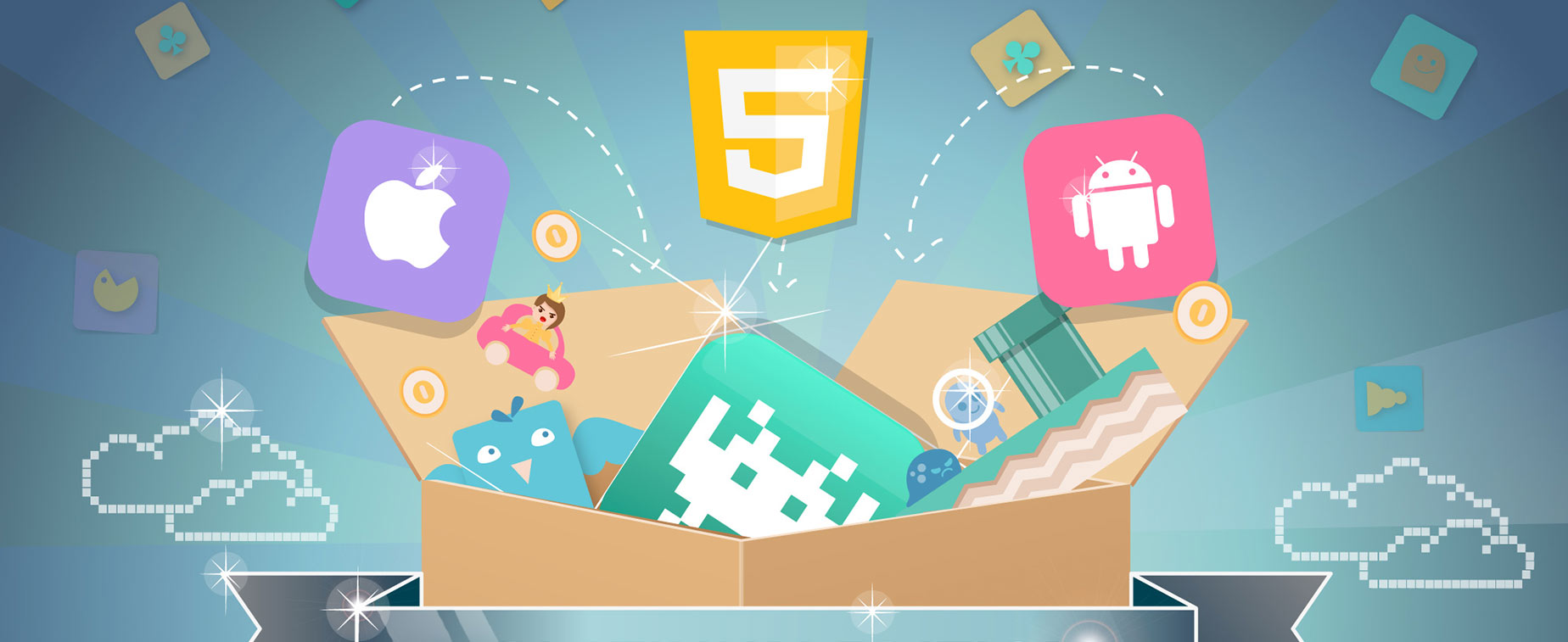 Mobile Apps and HTML5